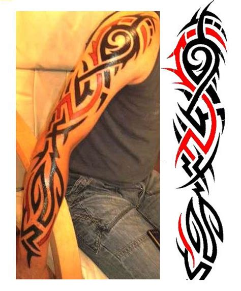 right arm tribal tattoo designs 17 sleeve tribal tattoos