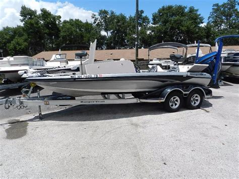 freshwater fishing boats for sale in florida 2015 used ranger z520c intracoastal freshwater fishing