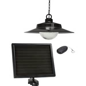 solar hanging lights sunforce solar hanging light with remote 4 leds