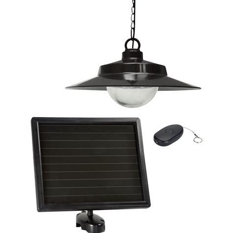 Sunforce Solar Hanging Light With Remote Control 4 Leds Solar Hanging Lights