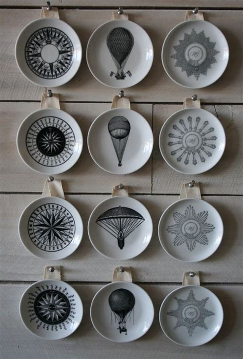home decor plates decorative vintage inspired wall plates
