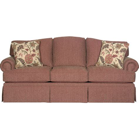 bassett contessa sofa sleeper couches loveseats home