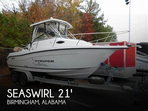 pontoon boats for sale birmingham al sold seaswirl striper 2101wa boat in birmingham al 117976