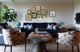 navy couch decorating ideas blue velvet tufted chairs design ideas