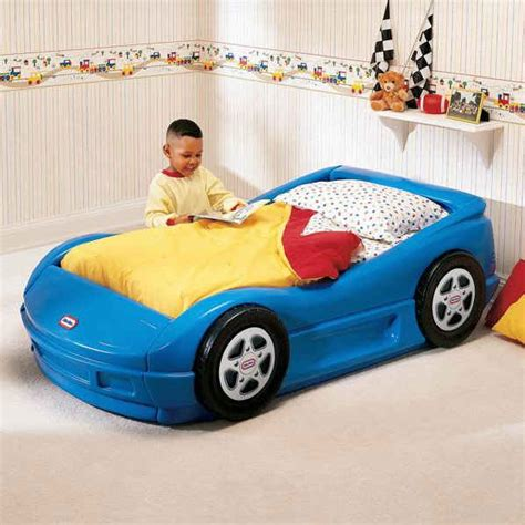car toddler bed adorable realistic race car bed design for toddlers