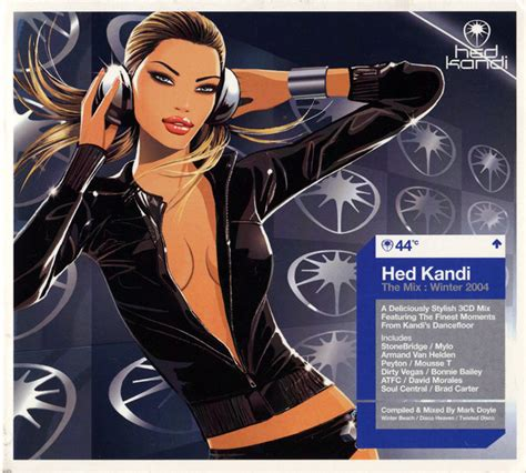 Various Hed Kandi The Mix Winter 2004 Cd At Discogs Hed Kandi House 2002