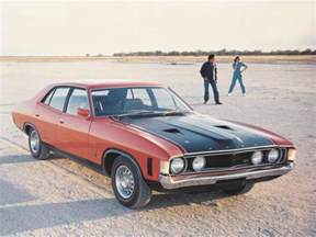 1972 Ford Falcon 1972 Ford Falcon Gt Supercars Net