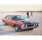 1972 Ford Falcon GT  SuperCarsnet