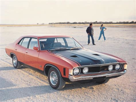 1972 Ford Falcon GT   Supercars.net