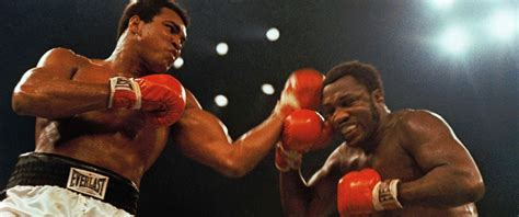 Muhammad Alis Fight by Muhammad Ali Boxers Who Fought The Greatest Abc News