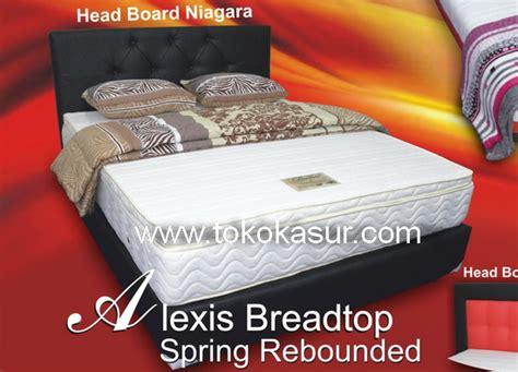 Guhdo Indulgence 90x200 Springbed Kasur breadtop toko kasur bed murah simpati furniture