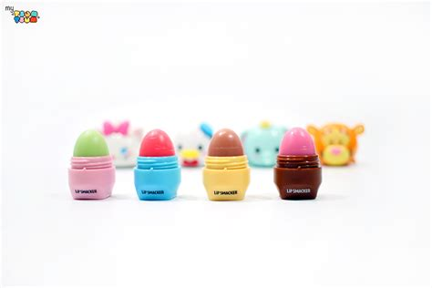 Lip Smacker Tsumtsum product review giveaway lip smacker tsum tsum lip balm