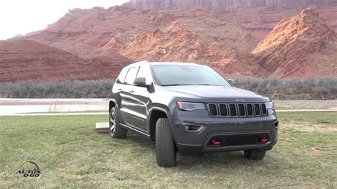 jeep grand trailhawk 2017 jeep grand trailhawk presentation in moab