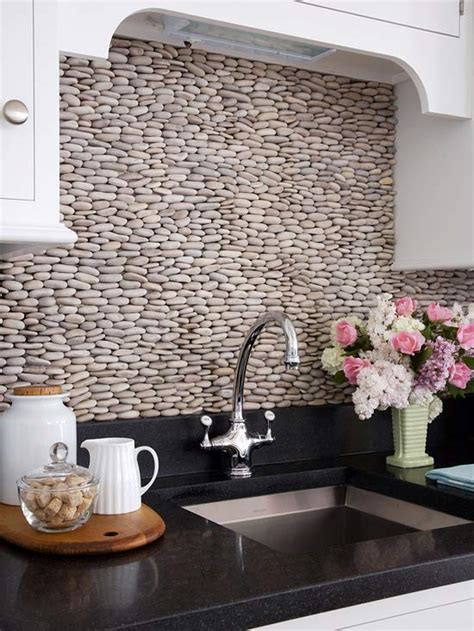 cool backsplash 17 cool cheap diy kitchen backsplash ideas to revive