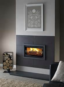 1000 ideas about slate fireplace surround on