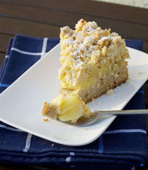 apfel joghurt kuchen apfel vanillecreme kuchen vegan lecker