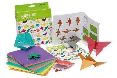 Fashion Origami Set - origami set ka茵莖ttan 蝙ekil yapma setleri buldumbuldum