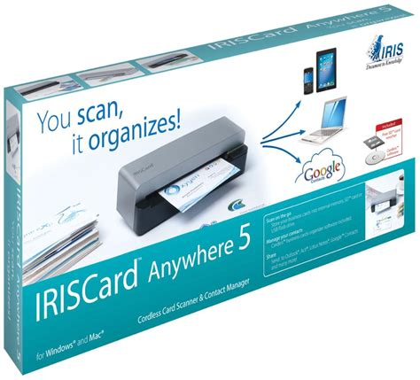 Can You Use A Amazon Gift Card Anywhere - amazon com iriscard anywhere 5 portable business card recognition scanner office