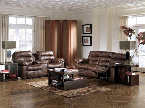 sofa and recliner set brown reclining sofa loveseat and rocker recliner
