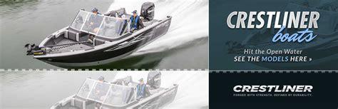crestliner pontoon boat models home rond s marine ltd winnipeg mb 888 968 3330