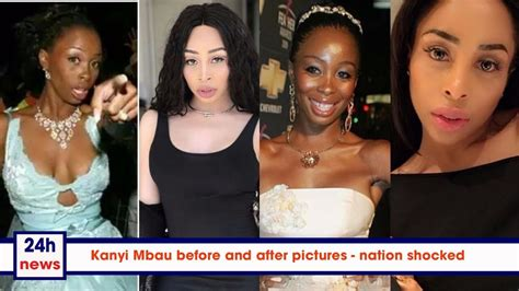 khanyi mbau part 1 khanyi mbau before and after pictures nation shocked