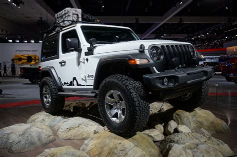 2019 jeep wrangler the hardest part of overhauling the all new jeep wrangler