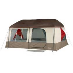 wenzel 174 kodiak 9 person tent 201484 cabin tents at