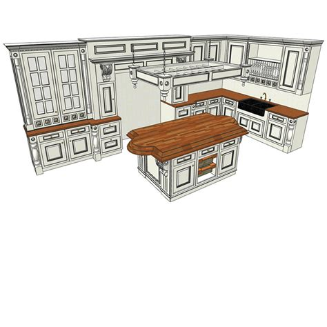 mobile kitchen island 3d model formfonts 3d models kitchenc04 3d model formfonts 3d models textures