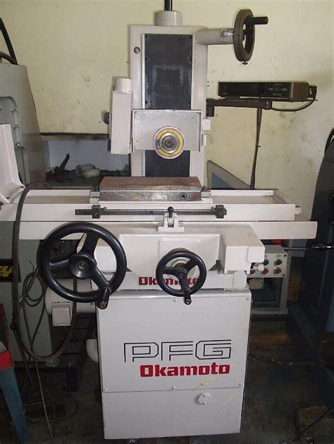 Recon Okamoto Grinder Used Machine Grinding Machine