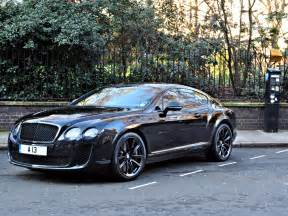 Bentley Continental Supersport Gt File Bentley Continental Gt Supersports Jpg Wikimedia
