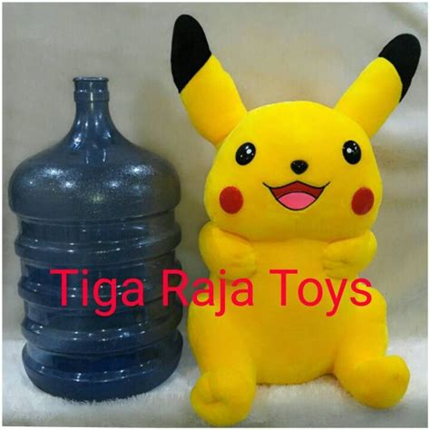 jual beli jual boneka pokemon pikachu size xl berkualitas