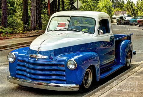 50s ls for sale 1951 chevy truck photograph by chris