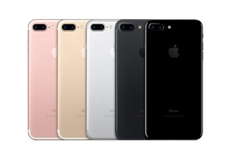 7 iphone colors most popular iphone 7 colour revealed do you agree