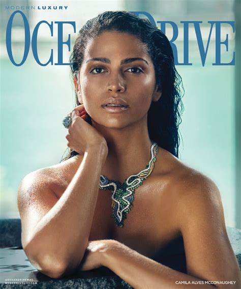 camila alves camila alves on date night with matthew mcconaughey