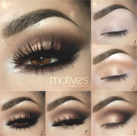 Eyeshadow Gold Tutorial eyeshadow for brown makeup tutorials guide