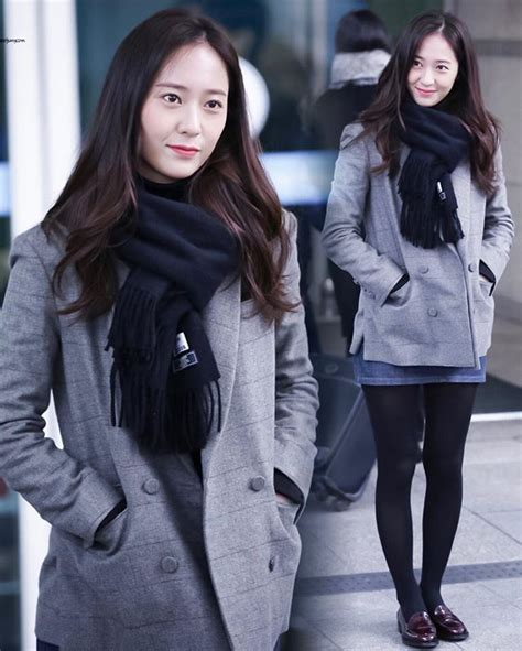 Fashion News Bglam 4 by 161130 Incheon Airport Heading To New York