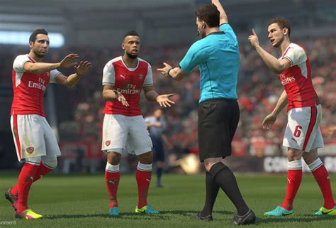 arsenal pes 2017 pes 2017 release date announced alongside arsenal new