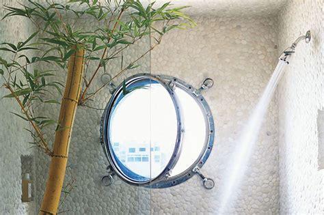 porthole windows bathroom porthole shower window asian bathroom c magazine