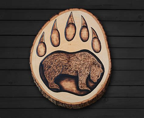 pattern wood burning wood burning patterns bear search pictures photos