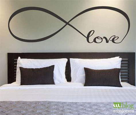 wall stickers da letto decorare le pareti con scritte e wall stickers m