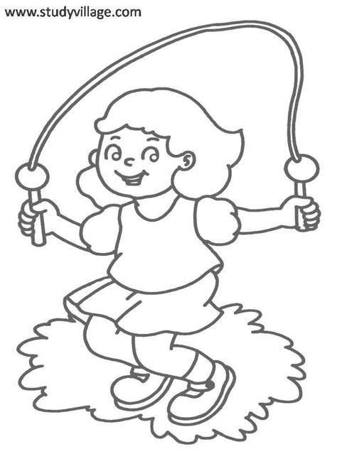 preschool exercise coloring pages 22 best images about coloring page on pinterest coloring
