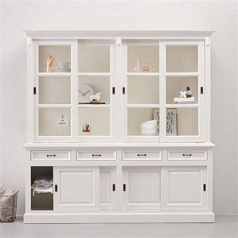 meuble moderne 2427 ladenschrank landhaus 220 cm wei 223
