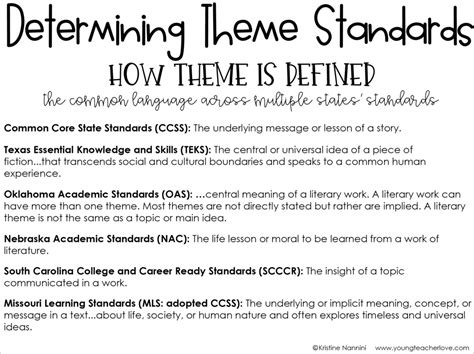 literature themes list elementary teaching literary theme in upper elementary