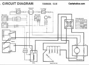 cartaholics golf cart forum gt yamaha g2 electric golf cart wiring diagram