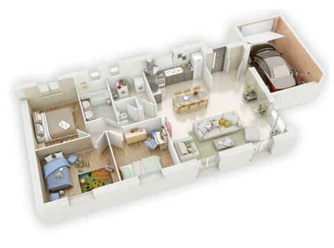 Maison Avec Terrasse Int 233 Gr 233 E Joanie Mikit