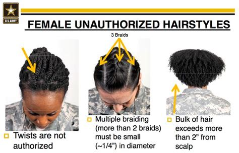 south of haircut requirements u s army releases racially biased hairstyle regulations