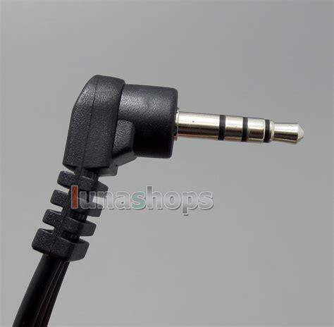 Konektor Rca 3pole usd 3 00 3 5mm 4 pole to 3 rca a v composite cable adapter