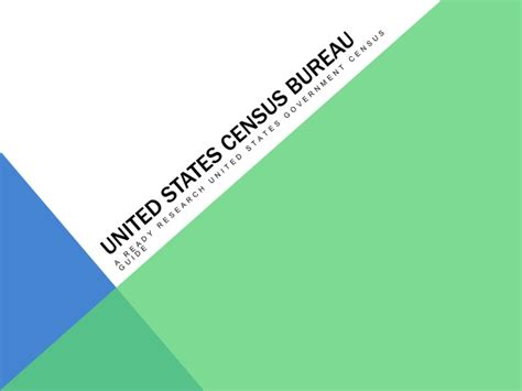 us censu bureau a quot how many quot ready reference united states census bureau