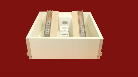 High Bedroom In A Box Soft Runner Bedroom Drawer Box 600mm X 200mm