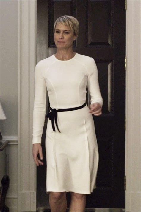 house of cards robin wright hairstyle 109 best claire underwood s closet images on pinterest